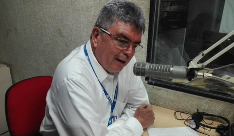 Defensor del Pueblo Jorge Villamizar