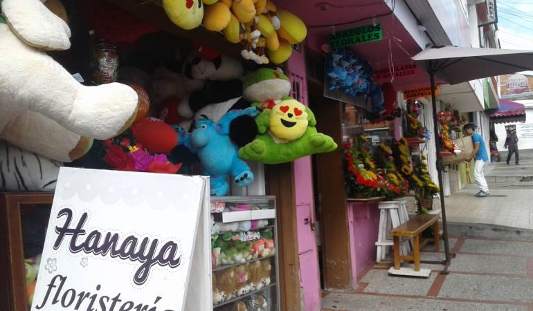 Celebración de amor y amistad, comercio, Ibagué: Comerciantes en Ibagué se preparan para la celebración de amor y amistad