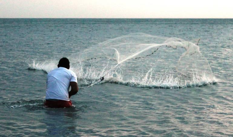 Realizaron capacitación a pescadores artesanales de Pasacaballos en Cartagena: Realizaron capacitación a pescadores artesanales de Pasacaballos en Cartagena