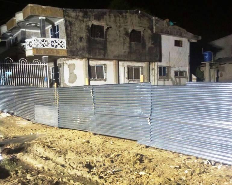 Vecinos al edificio que se desplomó en Cartagena denuncian que no han sido reparadas sus viviendas: Vecinos al edificio que se desplomó en Cartagena denuncian que no han sido reparadas sus viviendas