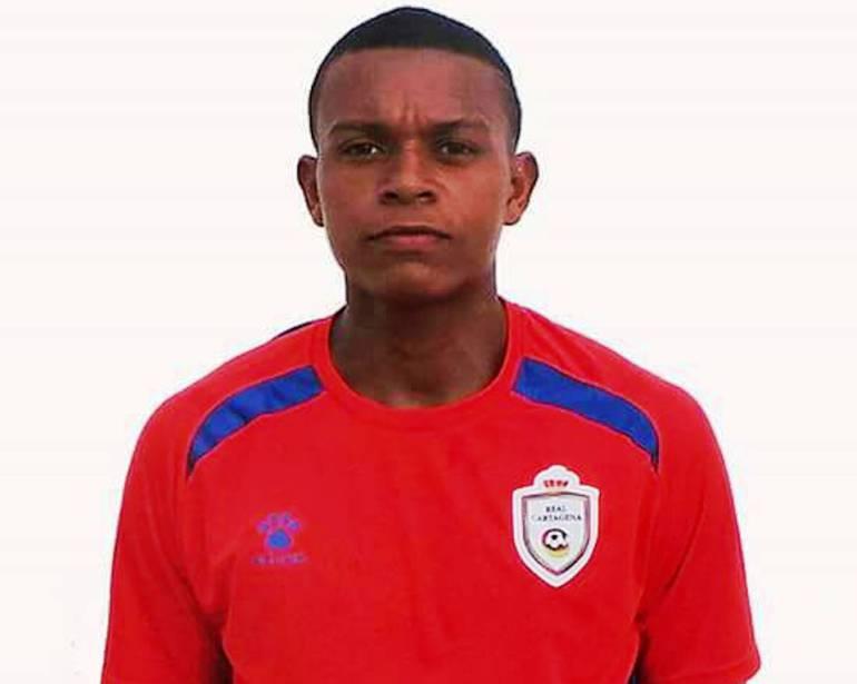 Jugador de las divisiones inferiores del Real Cartagena fue herido en un atraco: Jugador de las divisiones inferiores del Real Cartagena fue herido en un atraco