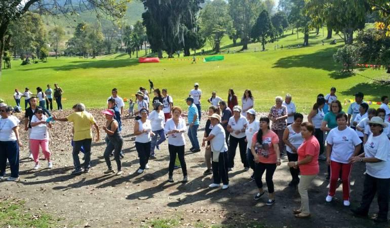 Las actividades deportivas hacen parte de la Semana Saludable en Manizales