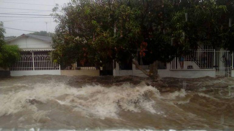 El huracán 'María' impactaría a varias regiones de Colombia