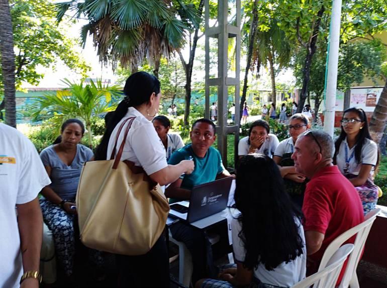 Fiduprevisora atendió 257 maestros de Bolívar: Fiduprevisora atendió 257 maestros de Bolívar