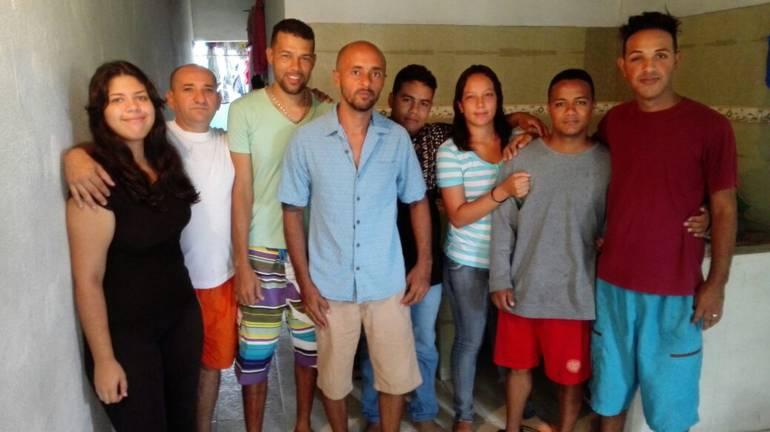 La cartagenera que alberga a 23 venezolanos en su apartamento: La cartagenera que alberga a 23 venezolanos en su apartamento