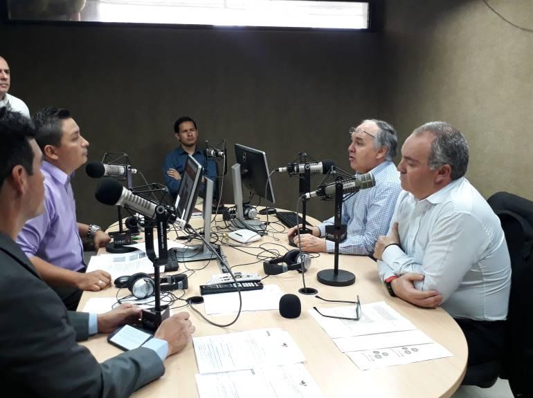 COLOMBIA, AEROPARQUES, AIRBUS, BOEING: Colombia produciría aeropartes para Airbus, Boeing y otros fabricantes