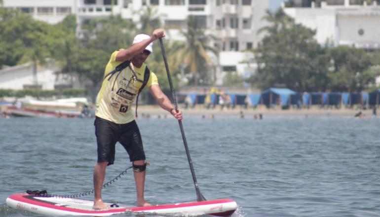 Camilo Mármol, bronce bolivariano, estará en el Nacional de SUP en Cartagena: Camilo Mármol, bronce bolivariano, estará en el Nacional de SUP en Cartagena