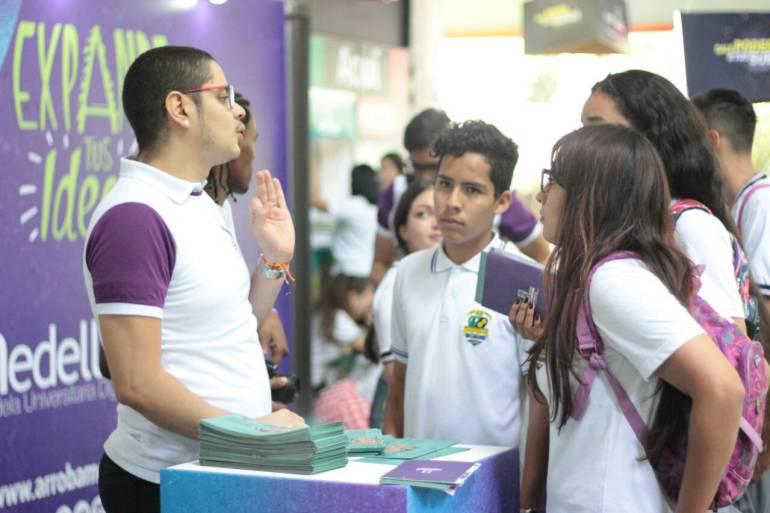 15.000 estudiantes visitarán a Exposapiencia 2017