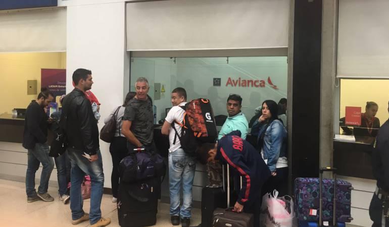 Avianca Rionegro: Avianca cancela 34 vuelos desde Rionegro por huelga de pilotos