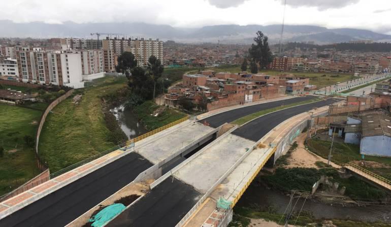 Avenida Bosa Bogotá: A finales de este año estaría lista la Avenida Bosa en el sur de Bogotá