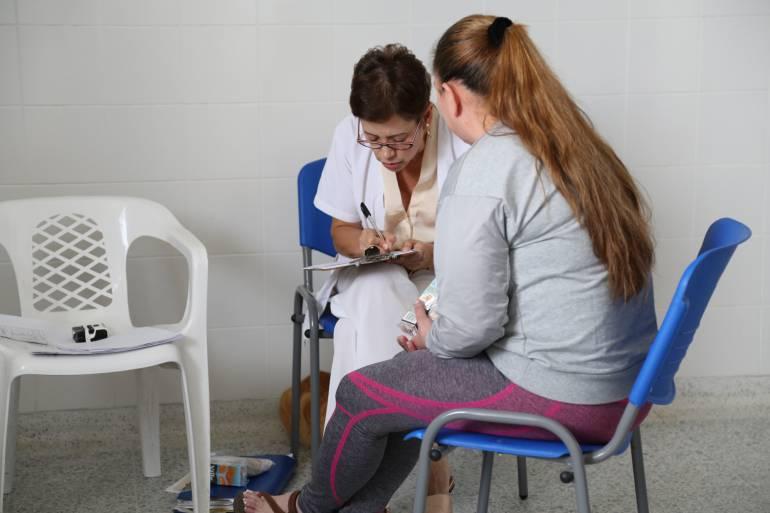 Poblaciones especiales de Medellín han tenido 70 jornadas de salud