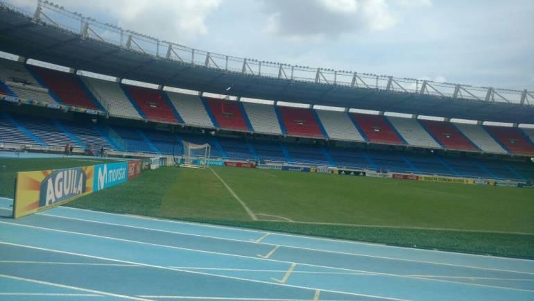 Estadio Metropolitano, Barranquilla.