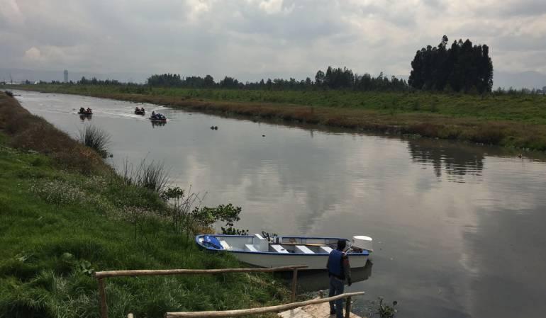 Peñalosa: El río Bogotá será navegable en 8 años