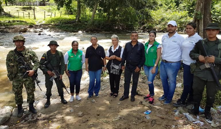 Víctimas del conflicto armado: Víctima del Eln regresó a sus tierras en El Copey, Cesar