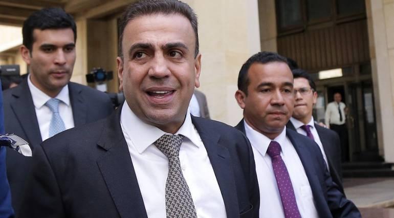 Fiscalía solicitó a Interpol, emitir circular azul contra el senador Musa Besaile