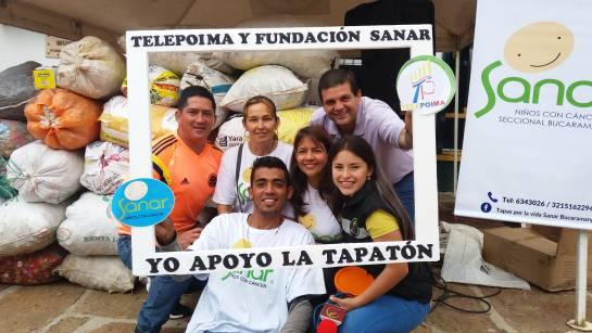 Fundación Sanar Donación Tapas Niños Cáncer: Destapa la vida para los niños con cáncer