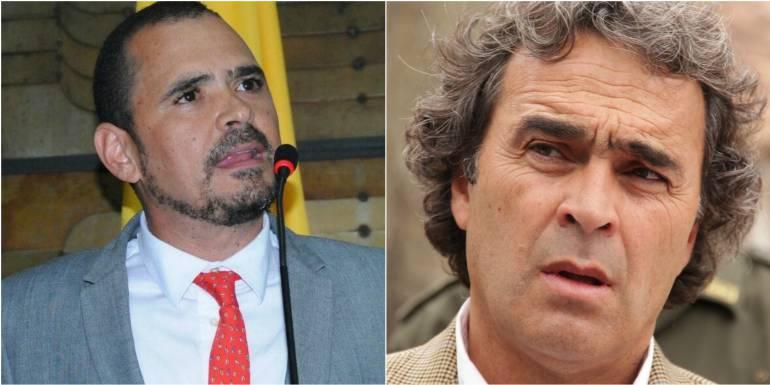 El investigado contralor de Antioquia, Sergio Zuluaga Peña, investiga a candidato Sergio Fajardo