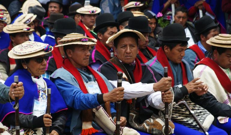 Paro indígena: El Gobierno del Cauca invitó a comunidades indígenas a un diálogo previo al paro de octubre