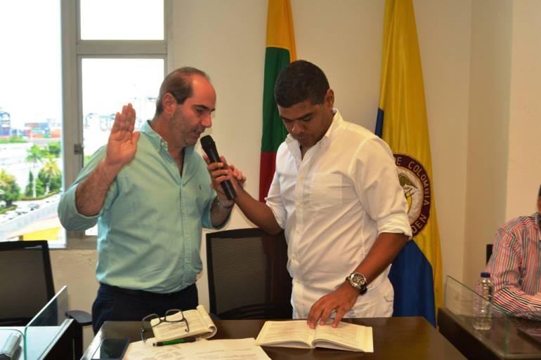 Asamblea de Bolívar eligió mesa directiva 2018: Asamblea de Bolívar eligió mesa directiva 2018