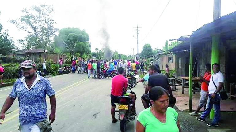 Movilización campesina en Tumaco: Los desaparecidos de la movilización en Tumaco