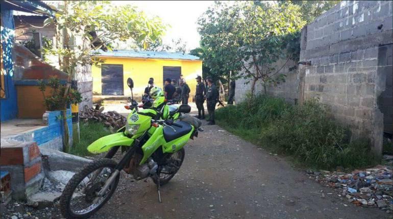Masacran a 5 personas en aparente vendeta entre narcos en Caucasia, Antioquia