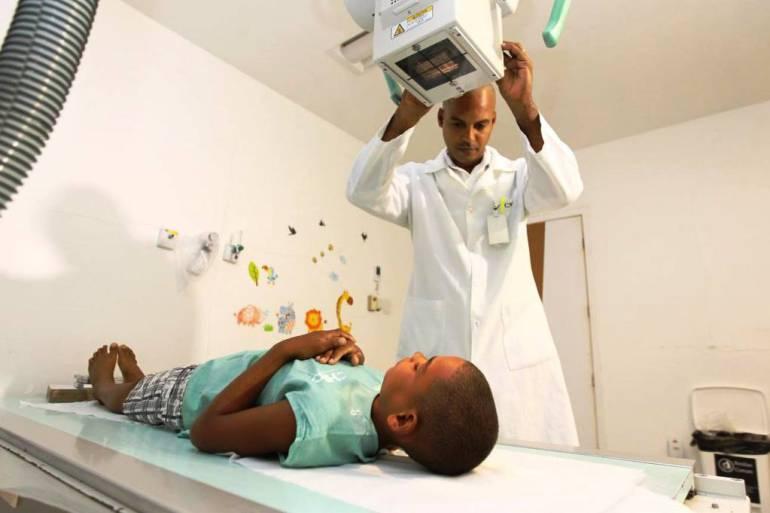 El 48% de los niños que son atendidos en el hospital infantil de Cartagena sufren de desnutrición crónica: El 48% de los niños que son atendidos en el hospital infantil de Cartagena sufren de desnutrición crónica
