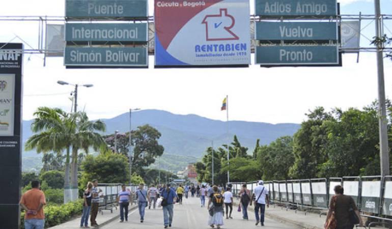 Balacera en frontera colombo-venezolana dejó al menos un fallecido — VENEZUELA