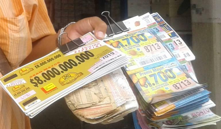 Crisis de los loteros en TOlima: Venta de lotería tradicional ¿en vía de extinción?