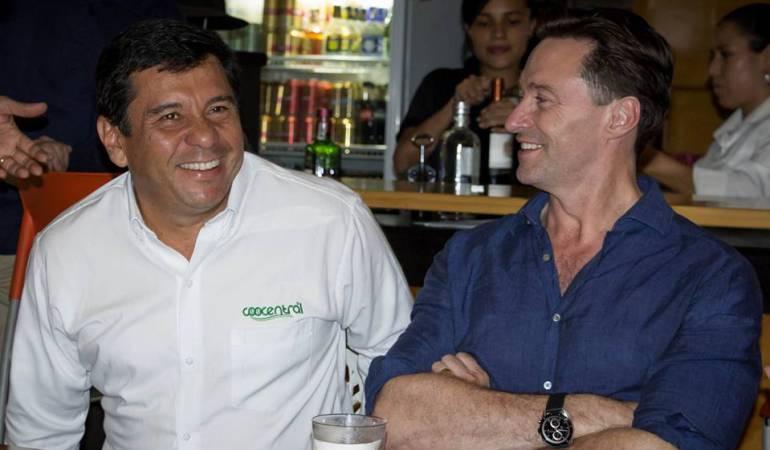Vista de Wolverine a Colombia: Hugh Jackman agradece a los pobladores del municipio de Garzón, Huila