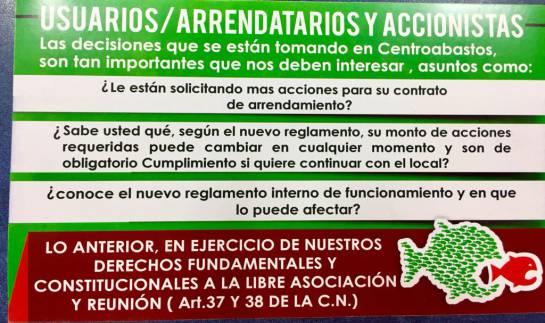 REGLAMENTO INTERNO GENERA DISCUSIÓN EN CENTROABASTOS DE BUCARAMANGA: Nuevo reglamento interno genera controversia en Centroabastos