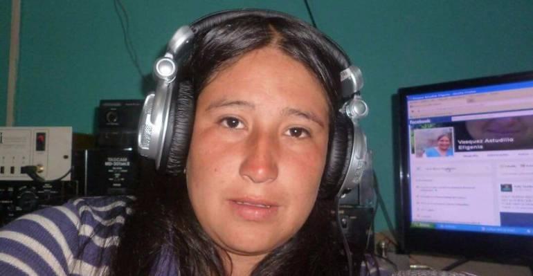 Muerte de comunicadora en el Cauca: Comunicadora en Cauca falleció por disparo: Medicina Legal