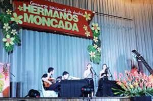 Homenaje a los hermanos Moncada