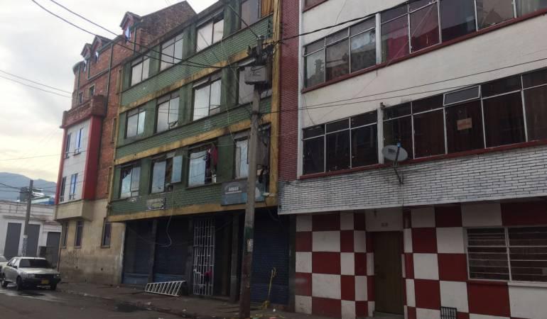 """Delicuencia Bogotá Barrio La Favorita: """"Las balas iban y venían"""": vecino del barrio La Favorita"""
