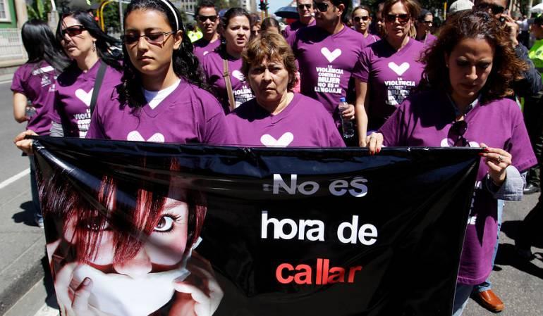 Bogotá Familiar de mujer violentada: Se ubicó familiar de mujer violentada en el centro de Bogotá