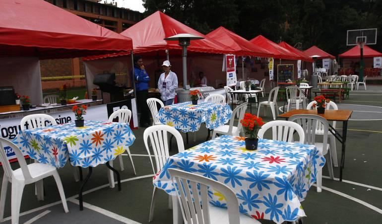 """Bogotá campaña Restaurantes Contra el Hambre: Inicia en Bogotá la campaña """"Restaurantes Contra el Hambre"""""""