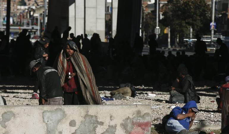 Bogotá Bronx: ¿Bandas del centro de Bogotá quieren crear un nuevo Bronx?