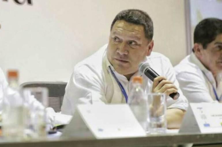 No prorrogan suspensión a alcalde de Cartagena, Manuel Vicente Duque