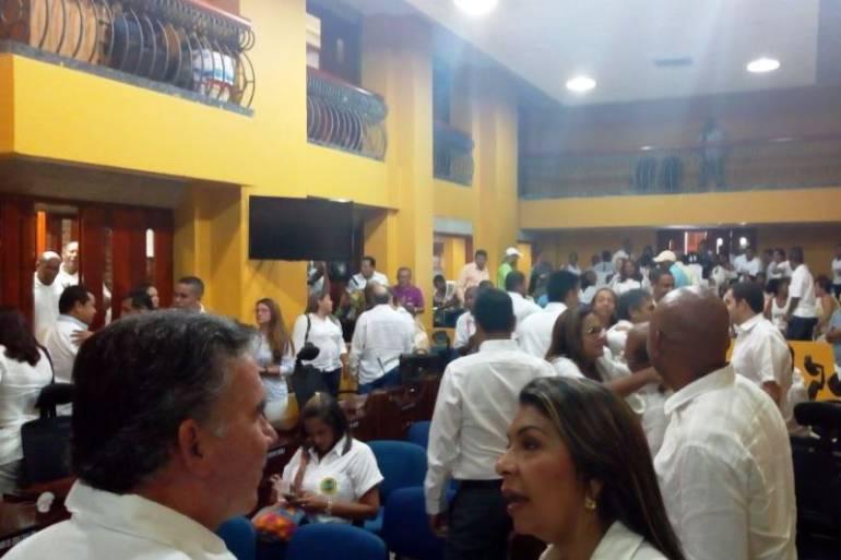 Este viernes, Concejo debatirá sobre la actualidad de la Educación en Cartagena: Este viernes, Concejo debatirá sobre la actualidad de la Educación en Cartagena