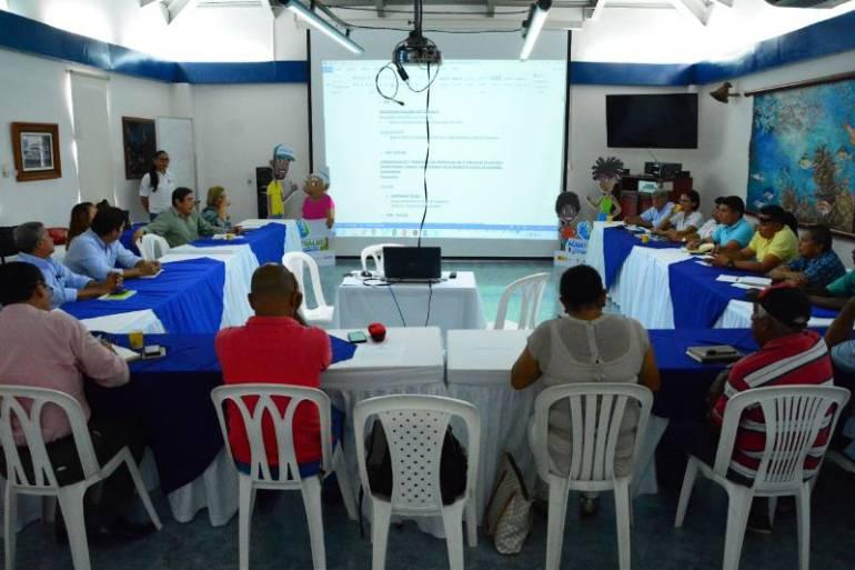 Socializan proyecto de ampliación de la planta de agua El Bosque en Cartagena