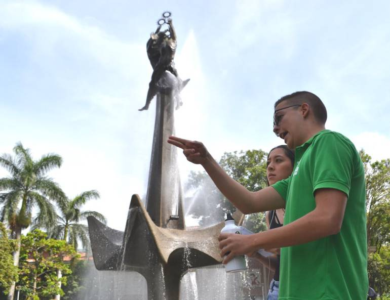 RECTOR, PROPONE, U, DE, A, QUITE, MALLAS: Rector de la Universidad de Antioquia propone retirar las mallas al campus