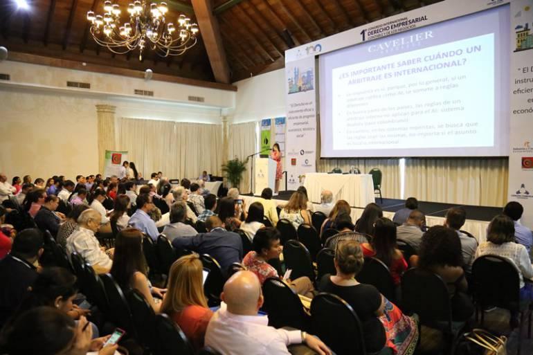 Cartagena realizará el III Congreso Internacional de Derecho