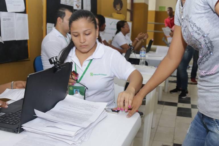 Nuevas medidas de seguridad en exámenes de admisión de la Universidad de Cartagena