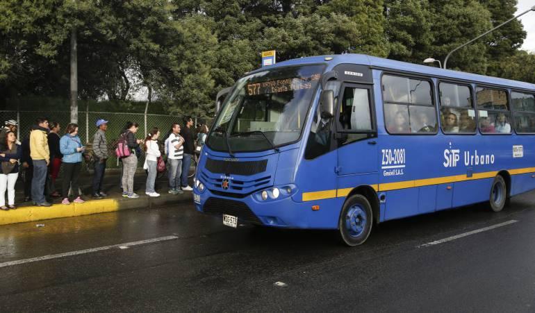 Sistema de transporte público: Concejales advierten que aseguradoras no trabajarán con empresas de SITP en quiebra