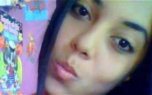 Sandra Marcela Sierra, victima de Jhon Edgar Hernández
