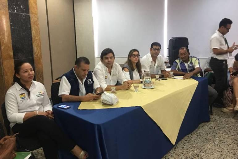Bolívar escogió a representantes de víctimas del conflicto
