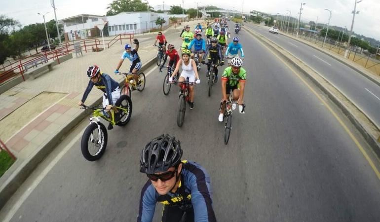 El lunes festivo Cúcuta vivirá el primer día de la bicicleta