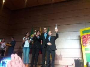 Armonizando Dúo del Huila, fue el gran ganador del concurso nacional de duetos Hermanos Moncada
