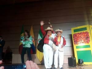 En la modalidad Tradicional, el Dueto La Gaitana del Huila se llevaron el primer lugar.
