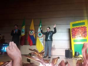 En la modalidad Tradicional, el Dueto La Gaitana del Huila se llevaron el primer lugark, el premio lo recibió una familiar debido a que se encontraba en otro concursos