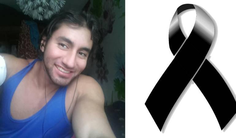 Fisicoculturista colombiano murió al sufrir un desgarre que parecía